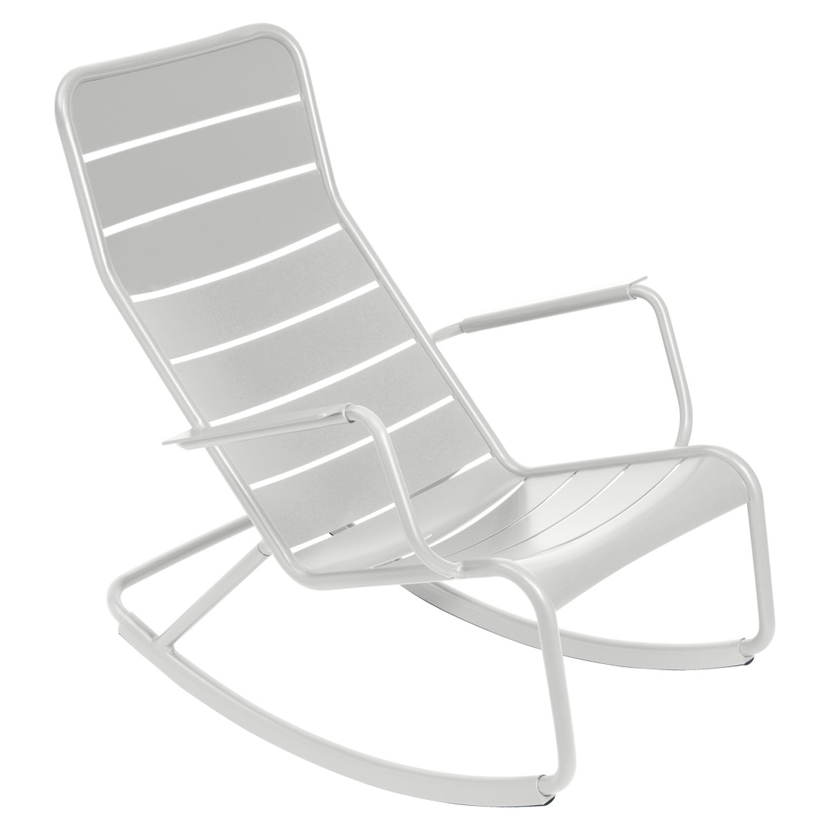 Fermob LUXEMBOURG Rocking Chair Luxembourg Gris 99x50x69.5cm