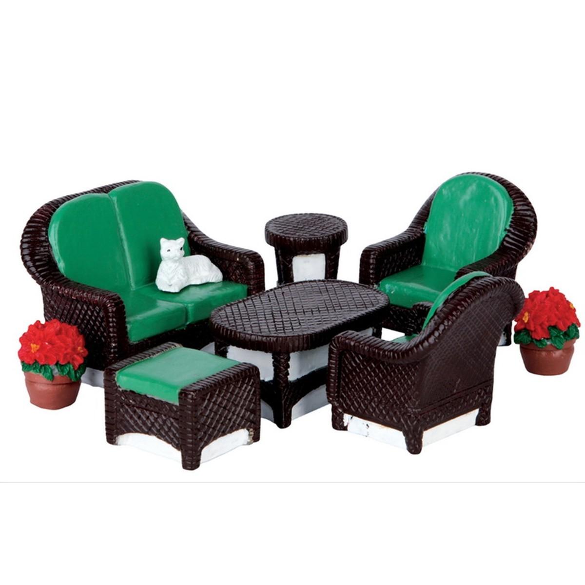 Lemax le mobilier de jardin schilliger - Le mobilier de jardin ...