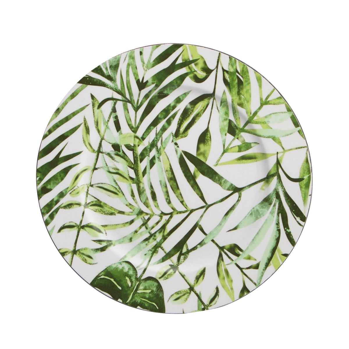 Tropical Garden Monstera Sous-assiette Tropical Garden Monstera  33cm