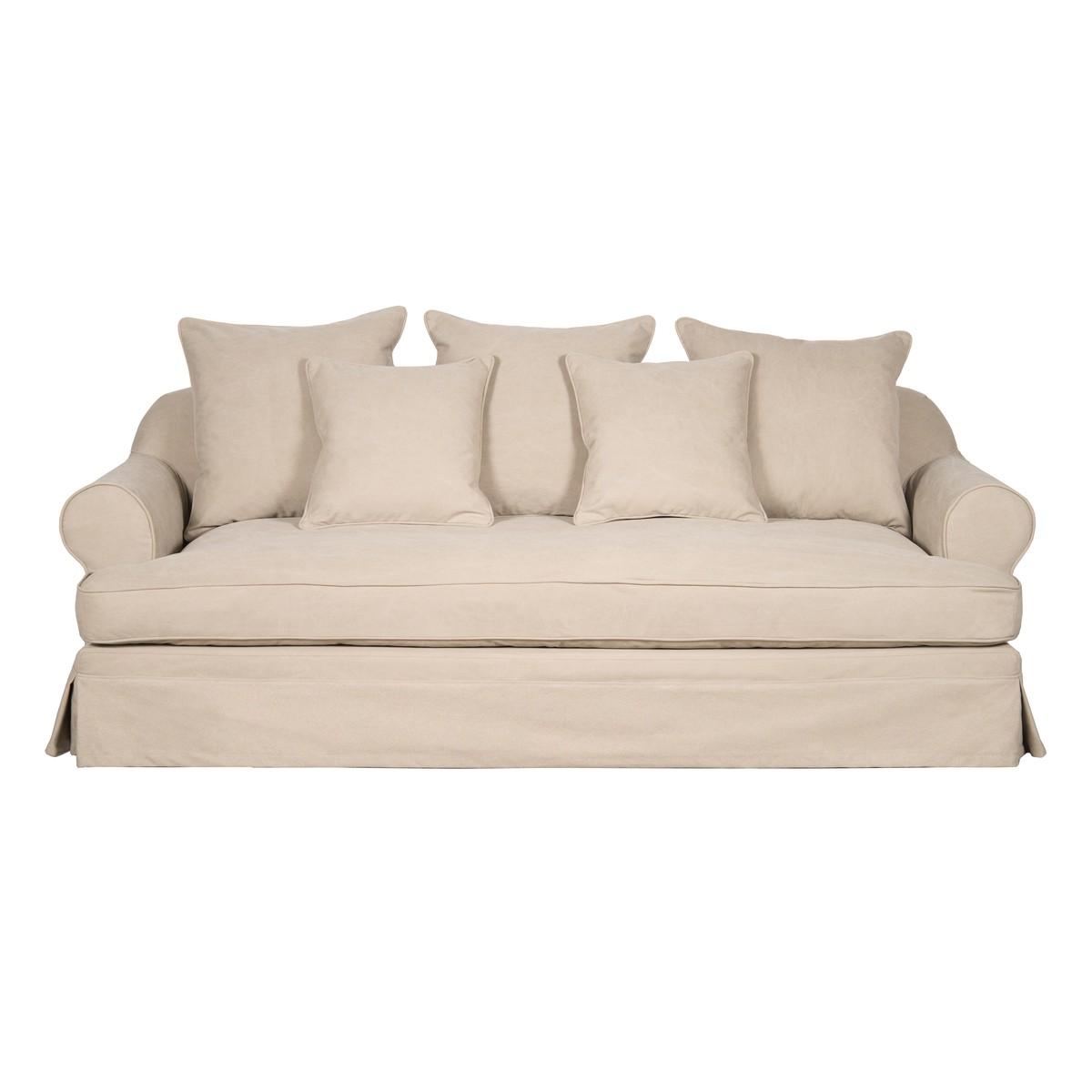 Canapé Multi Couleur à pr interiors belinda canapé belinda 3.5 places a multi-couleurs