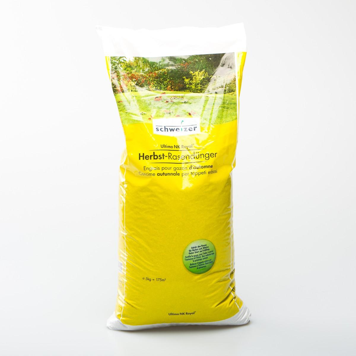 Engrais d 39 automne ultimo 5kg 5kg schilliger - Engrais vert d automne ...