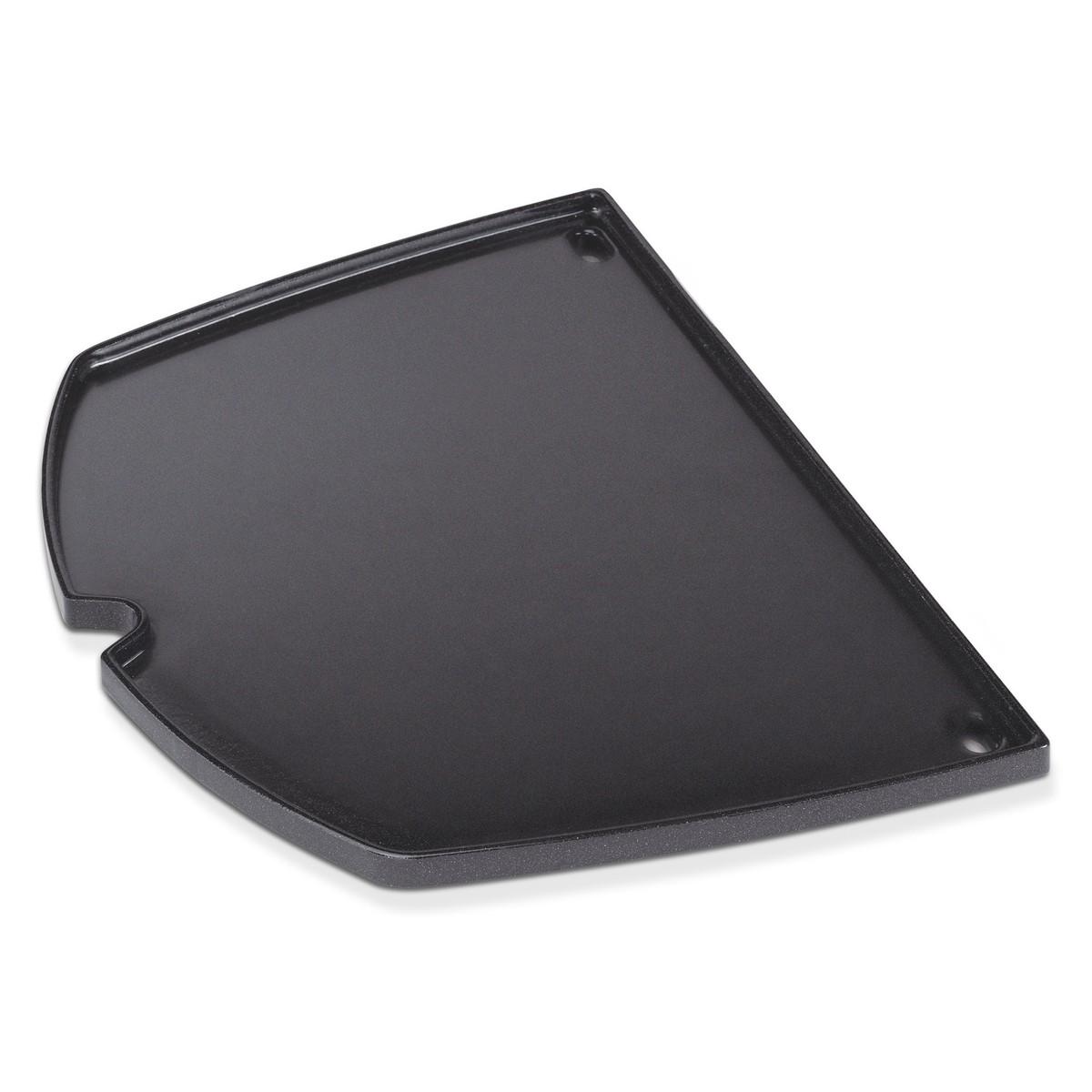 Weber Accessoires d experience Plaque de cuisson droite pour Q1000 ...