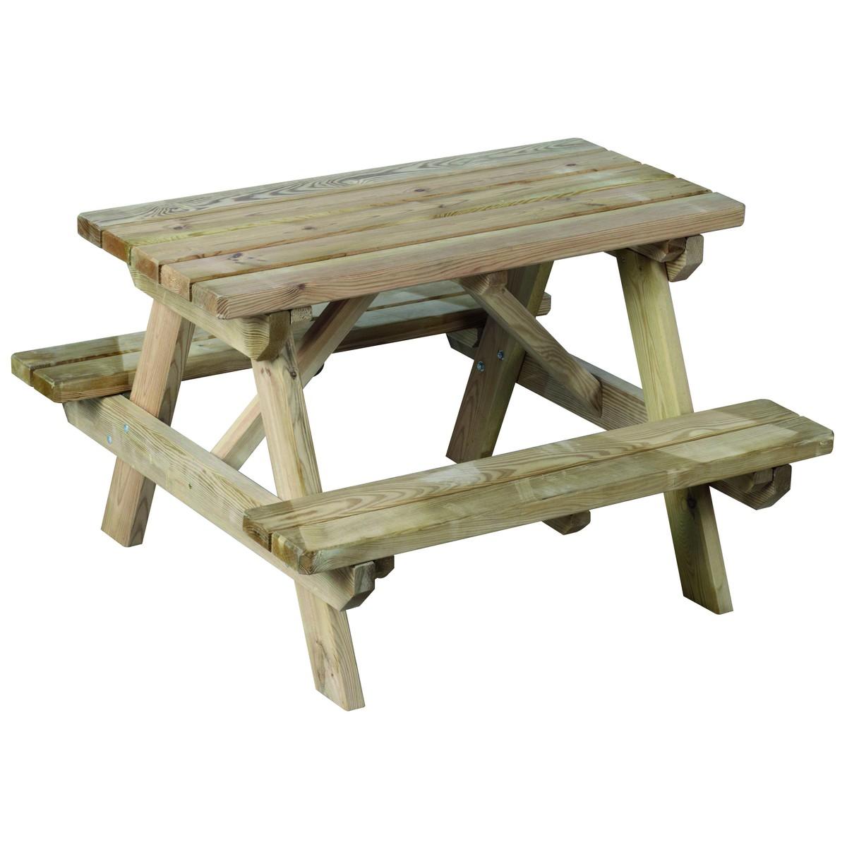 Table pique nique Auréa