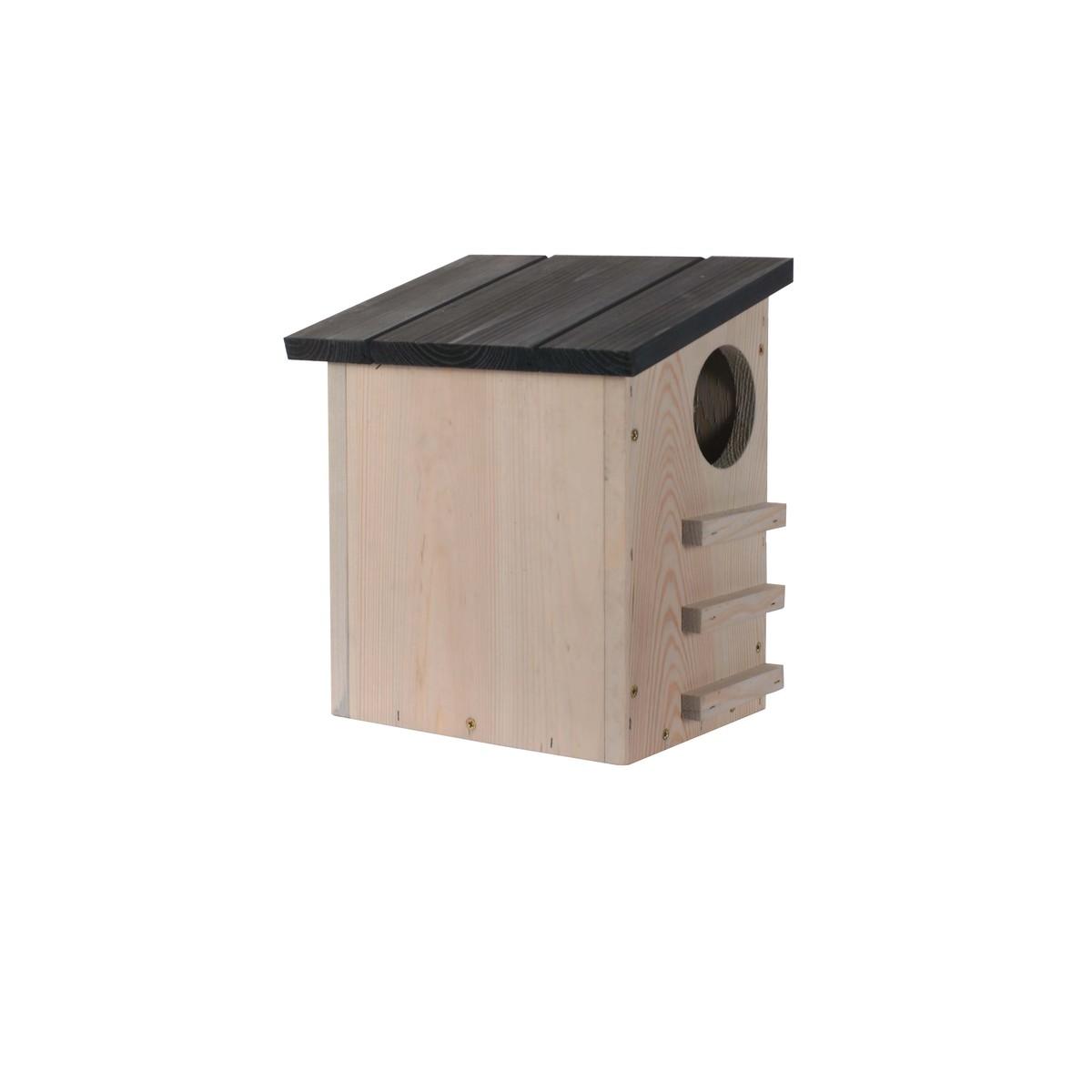Schilliger s lection maison d 39 ecureuil mangeoire toit for Aubergines en conserve maison